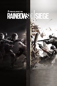 Carátula del juego Tom Clancy's Rainbow Six Siege para Xbox One