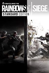 Carátula para el juego Tom Clancy's Rainbow Six Siege de Xbox One