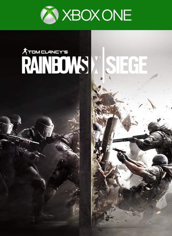 Tom Clancy's Rainbow Six Siege boxshot