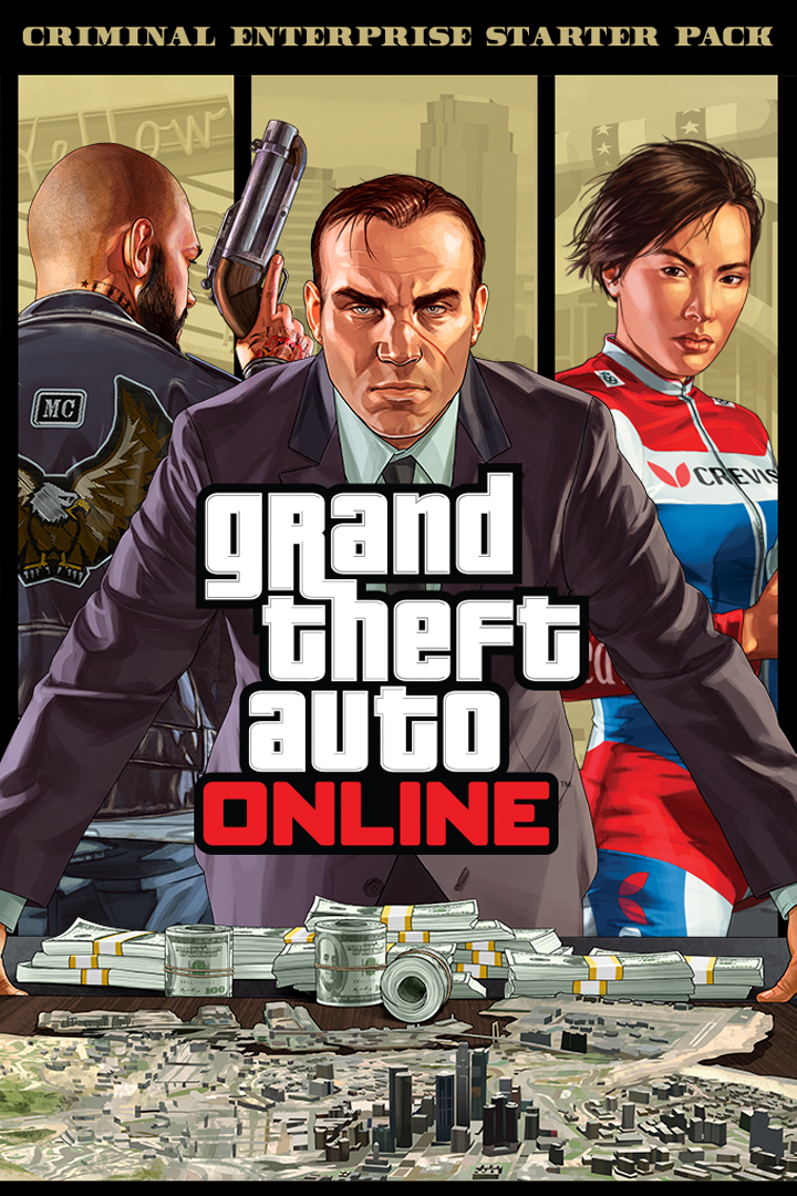 Buy Gta Online Criminal Enterprise Starter Pack Microsoft Store
