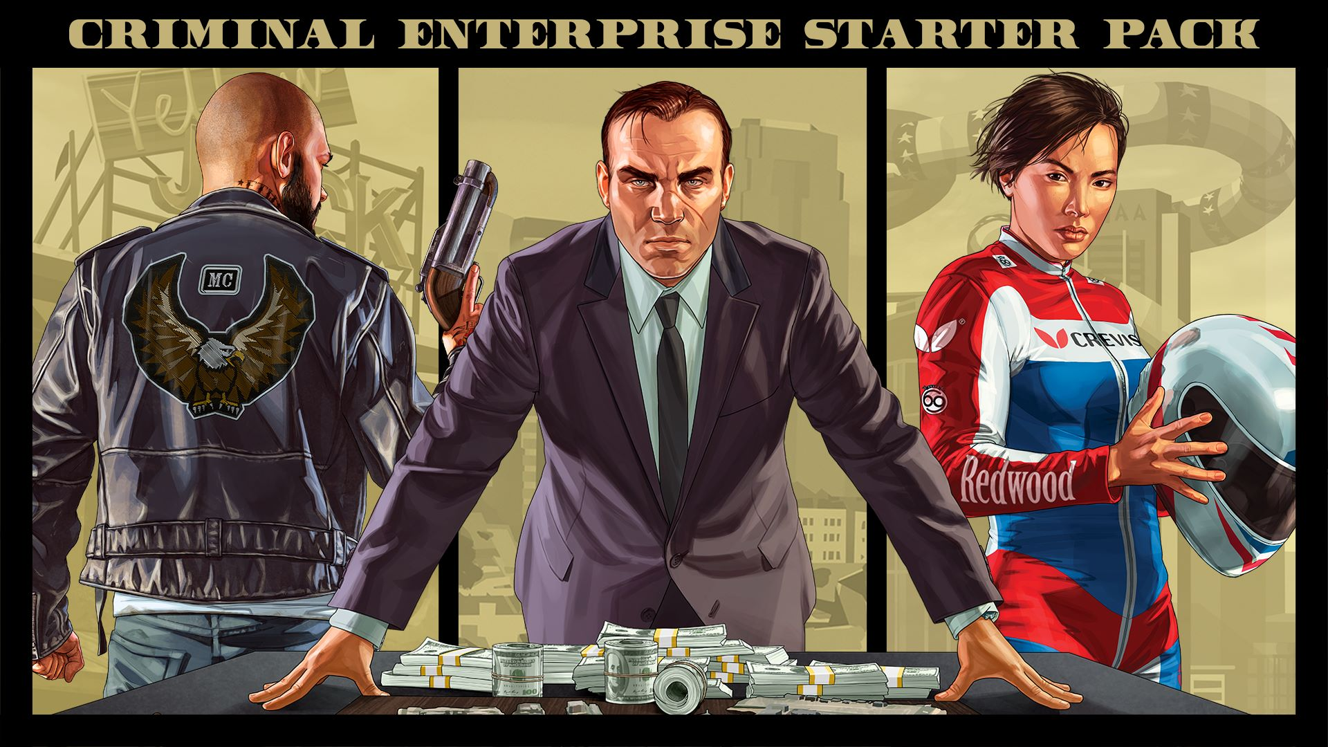 Gta Online Criminal Enterprise Starter Pack