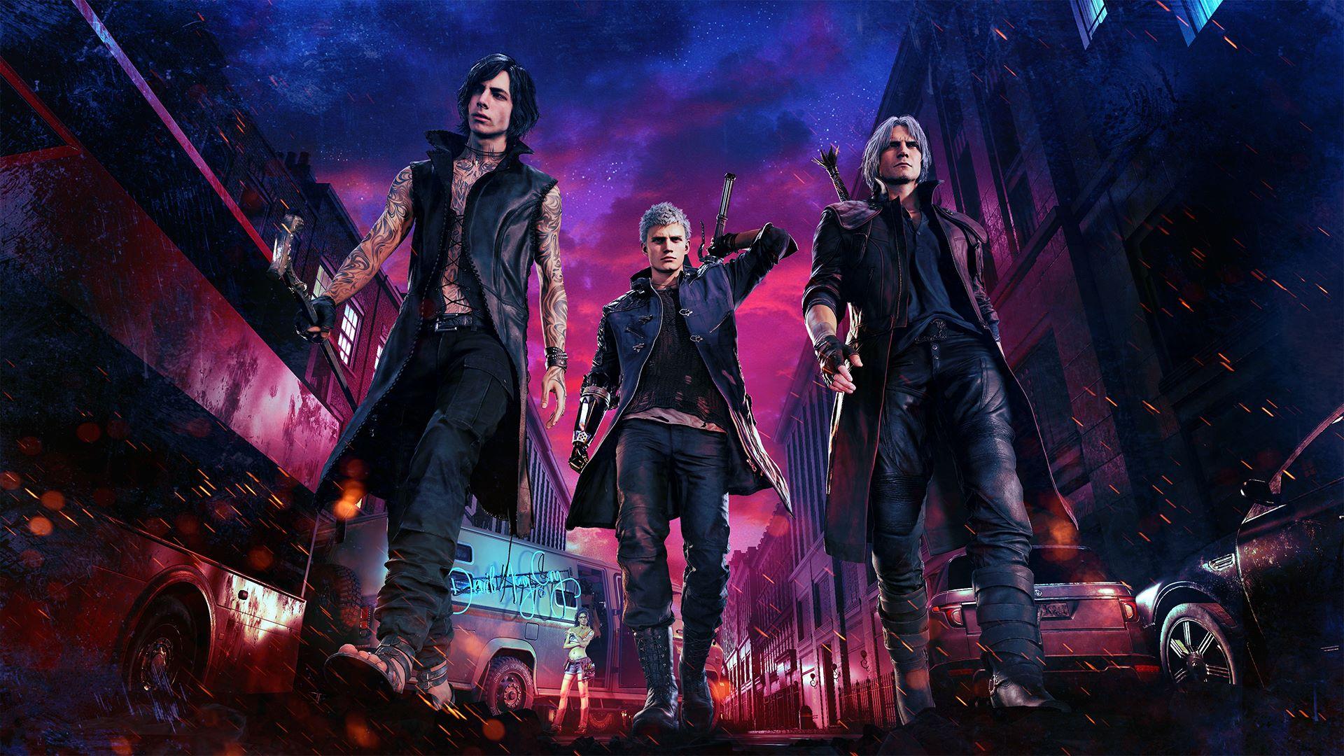 Devil May Cry 5 Edição Deluxe