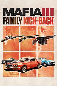 Carátula del juego Mafia III – Family Kick-Back de Xbox One