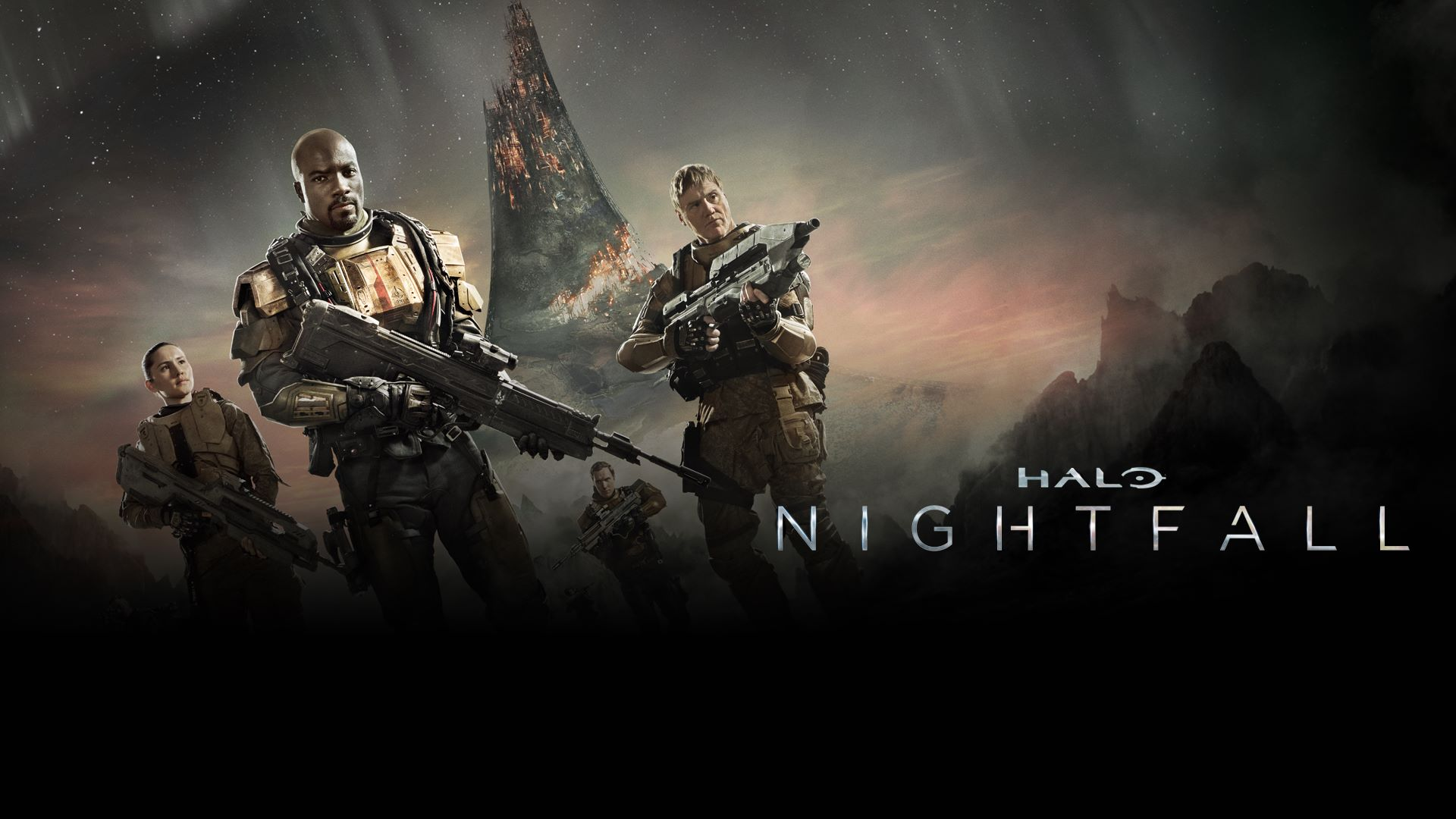 Buy Halo Nightfall Microsoft Store