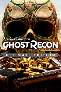 Carátula del juego Tom Clancy's Ghost Recon Wildlands Ultimate Edition para Xbox One
