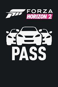 Carátula del juego Forza Horizon 2 Car Pass