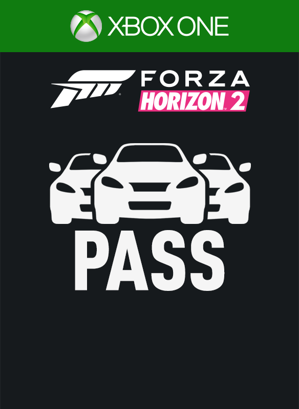 Forza Horizon 2 Car Pass boxshot