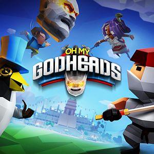 Oh My Godheads Xbox One