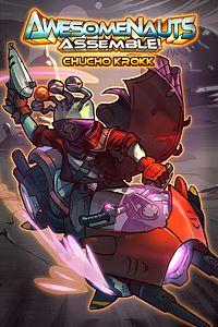Carátula del juego Chucho Krokk - Awesomenauts Assemble! Character de Xbox One