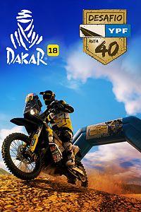 Carátula del juego Dakar Series: Desafío Ruta 40 Rally