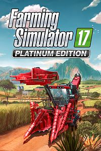 Carátula del juego Farming Simulator 17 - Platinum Edition