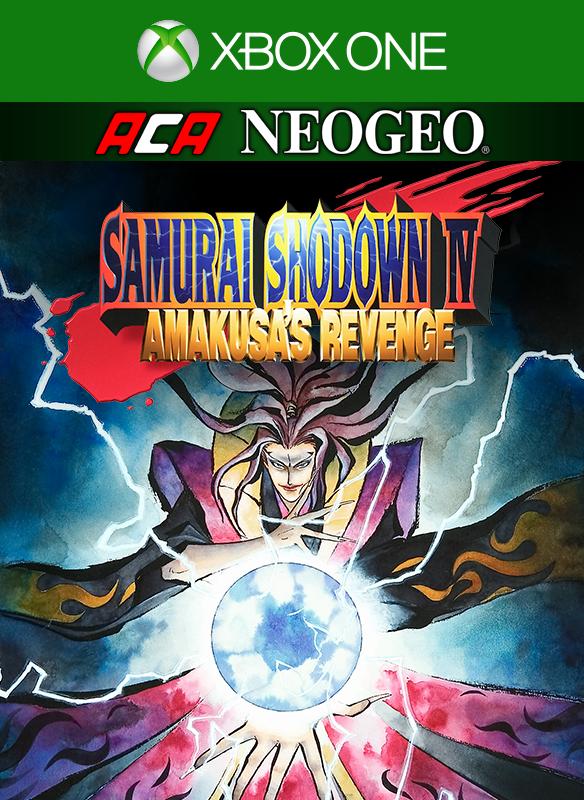 ACA NEOGEO SAMURAI SHODOWN IV