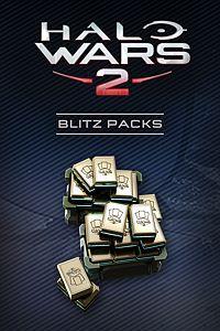 Carátula del juego Halo Wars 2: 100 Blitz Packs + 35 Free