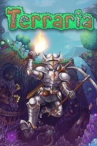 Carátula para el juego Terraria de Xbox 360