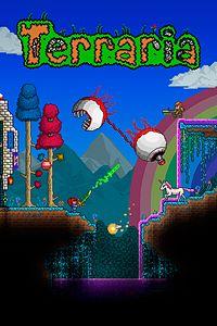 Carátula del juego Terraria