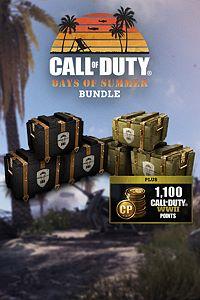 Carátula del juego Call of Duty: WWII - Days of Summer Bundle