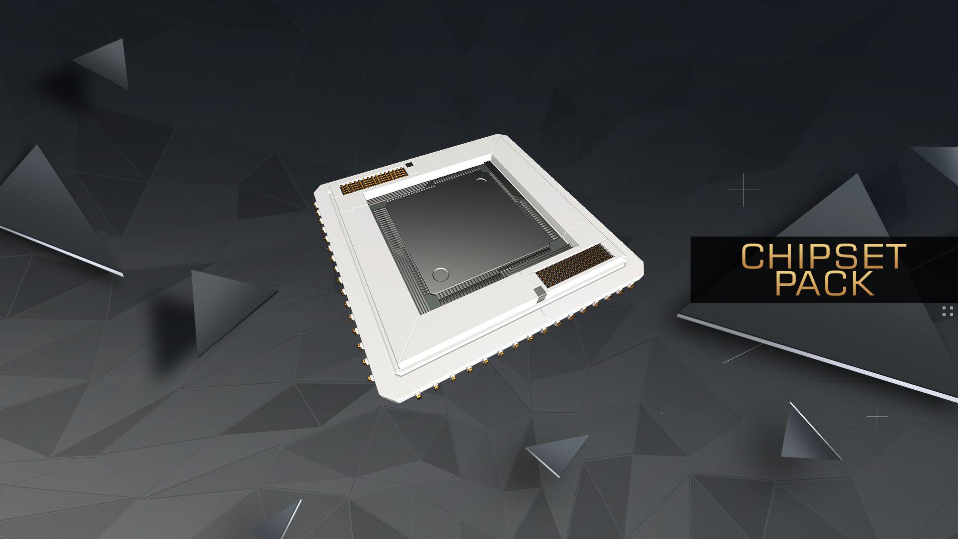 Deus Ex: Mankind Divided - Breach Chipset Pack (x10)
