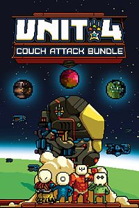 Carátula del juego Unit 4: Couch Attack Bundle para Xbox One