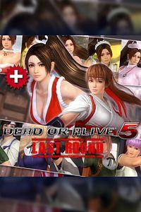 Carátula del juego DOA5LR KOF Mashup Content Set