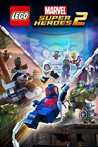 Carátula para el juego LEGO Marvel Super Heroes 2 de Xbox One