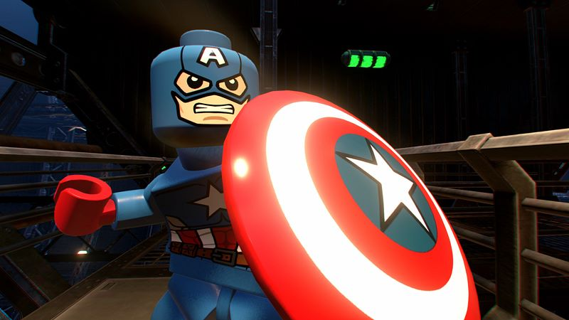 LEGO® Marvel Super Heroes 2 Screenshot