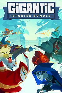 Carátula del juego Gigantic Starter Bundle