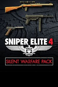 Carátula del juego Silent Warfare Weapons Pack