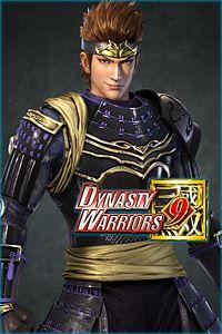 Carátula del juego DYNASTY WARRIORS 9: Gan Ning