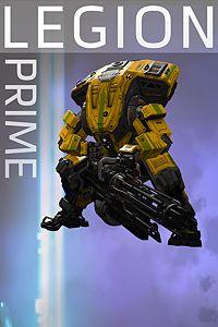 Carátula del juego Titanfall 2: Legion Prime