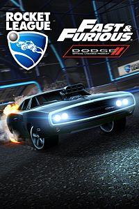 Carátula para el juego Rocket League – Fast & Furious '70 Dodge Charger R/T de Xbox 360