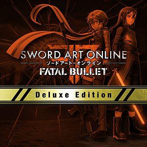 SWORD ART ONLINE: FATAL BULLET Deluxe Edition Preorder Bundle Xbox One