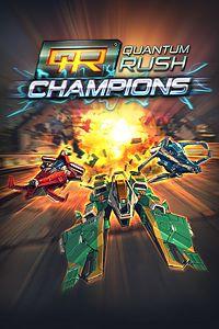 Carátula para el juego Quantum Rush: Champions de Xbox 360
