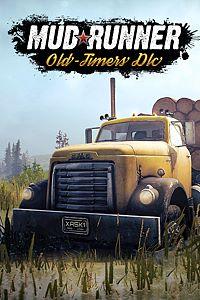 Carátula del juego MudRunner - Old-timers DLC