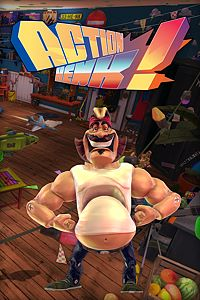 Carátula del juego Action Henk de Xbox One