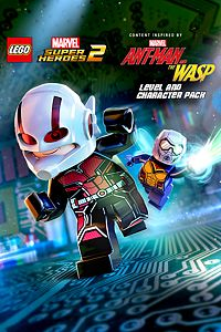 Carátula del juego Marvel's Ant-Man and the Wasp Level Pack