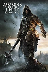 Carátula del juego Assassin's Creed Unity - Dead Kings de Xbox One