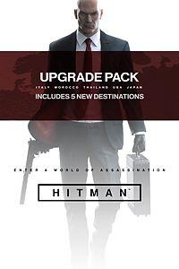 Carátula del juego HITMAN Upgrade Pack