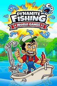 Carátula del juego Dynamite Fishing - World Games de Xbox One