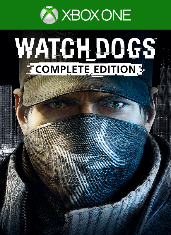 Watch Dogs Complete Edition boxshot