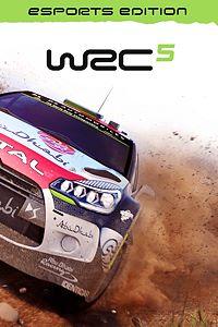 Carátula del juego WRC 5 eSports Edition