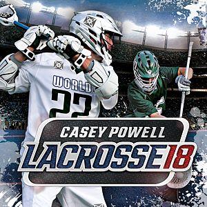 Casey Powell Lacrosse 18 Xbox One