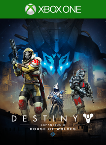 Destiny Expansion II: House of Wolves (DLC)