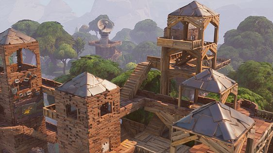 Fortnite - Deluxe Founder's Pack screenshot 8