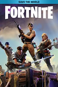 Carátula para el juego Fortnite: Save the World - Deluxe Founder's Pack de Xbox 360