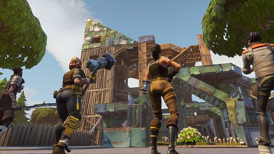 Fortnite: Save the World - Deluxe Founder's Pack screenshot 1