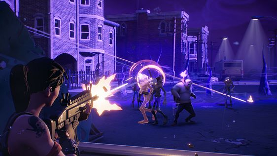 Fortnite - Deluxe Founder's Pack screenshot 9