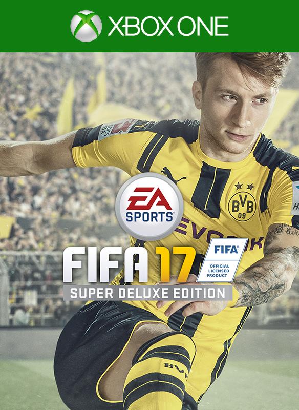 FIFA 17 Super Deluxe boxshot