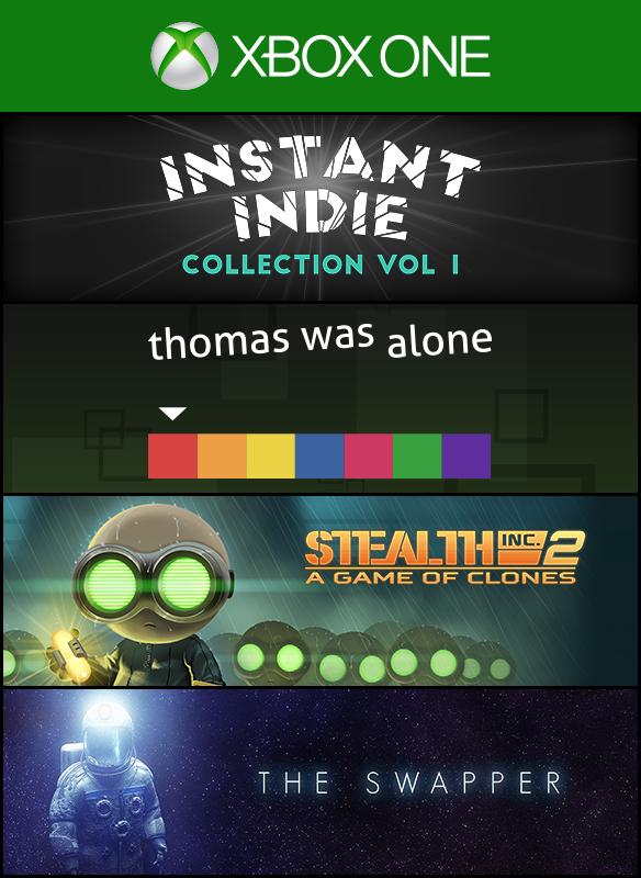 Instant Indie Vol 1 boxshot
