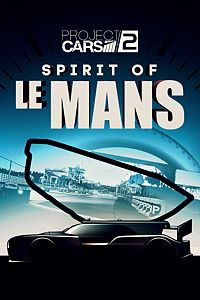 Carátula del juego Project CARS 2 Spirit of Le Mans Pack DLC