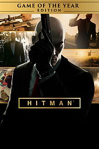 Carátula del juego HITMAN - Game of the Year Edition